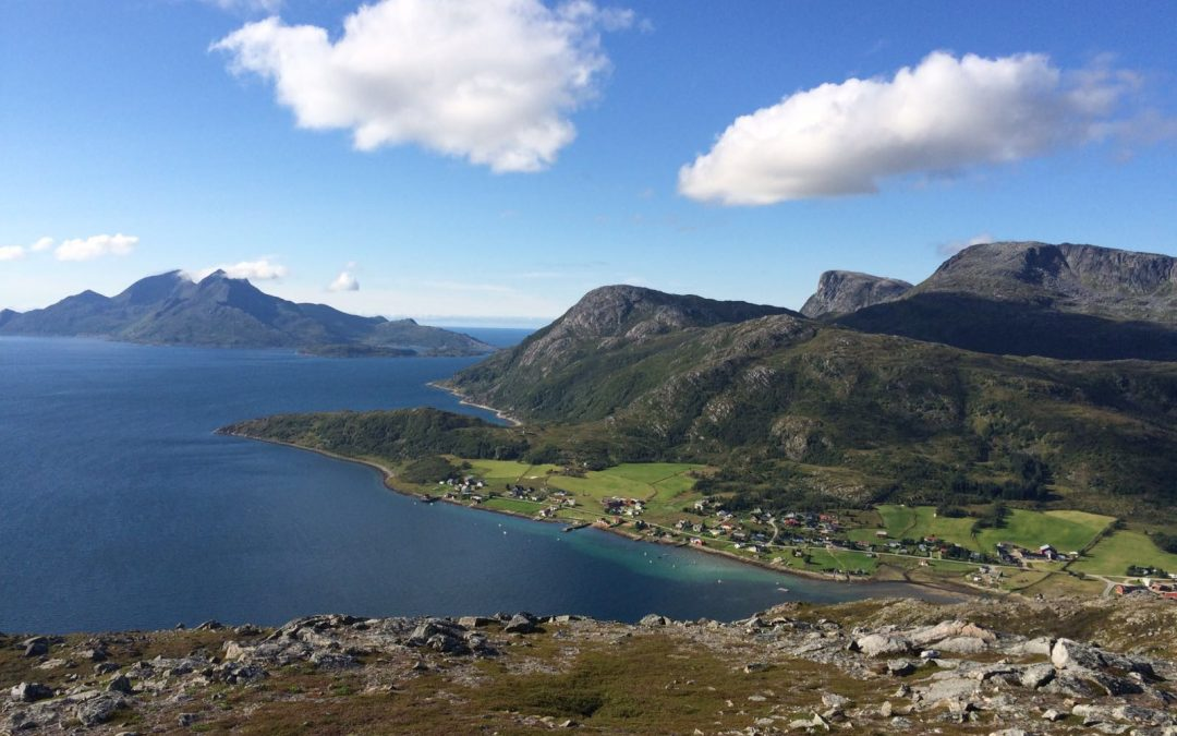 Latest collaboration and exploration projects in Norway